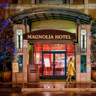 The Magnolia Hotel: Boutique-licious