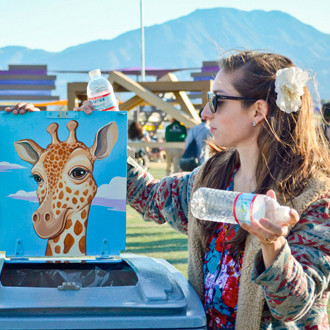Coacharity: Feel Better About How Much You're Spending on Coachella