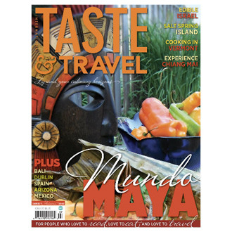 Publisher's Letter, Taste&Travel Magazine