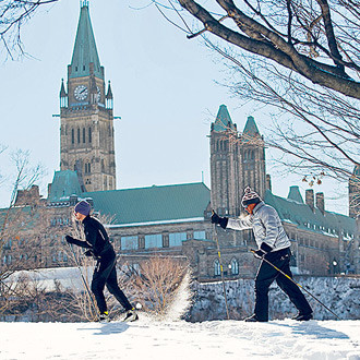 Four Things To Do In Ottawa this Winter